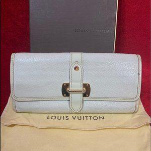 Authentic Louis Vuitton Long Wallet Suhali